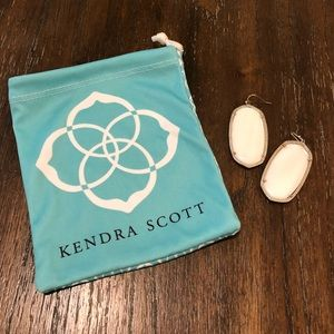 Kendra Scott Danielle Statement Earrings